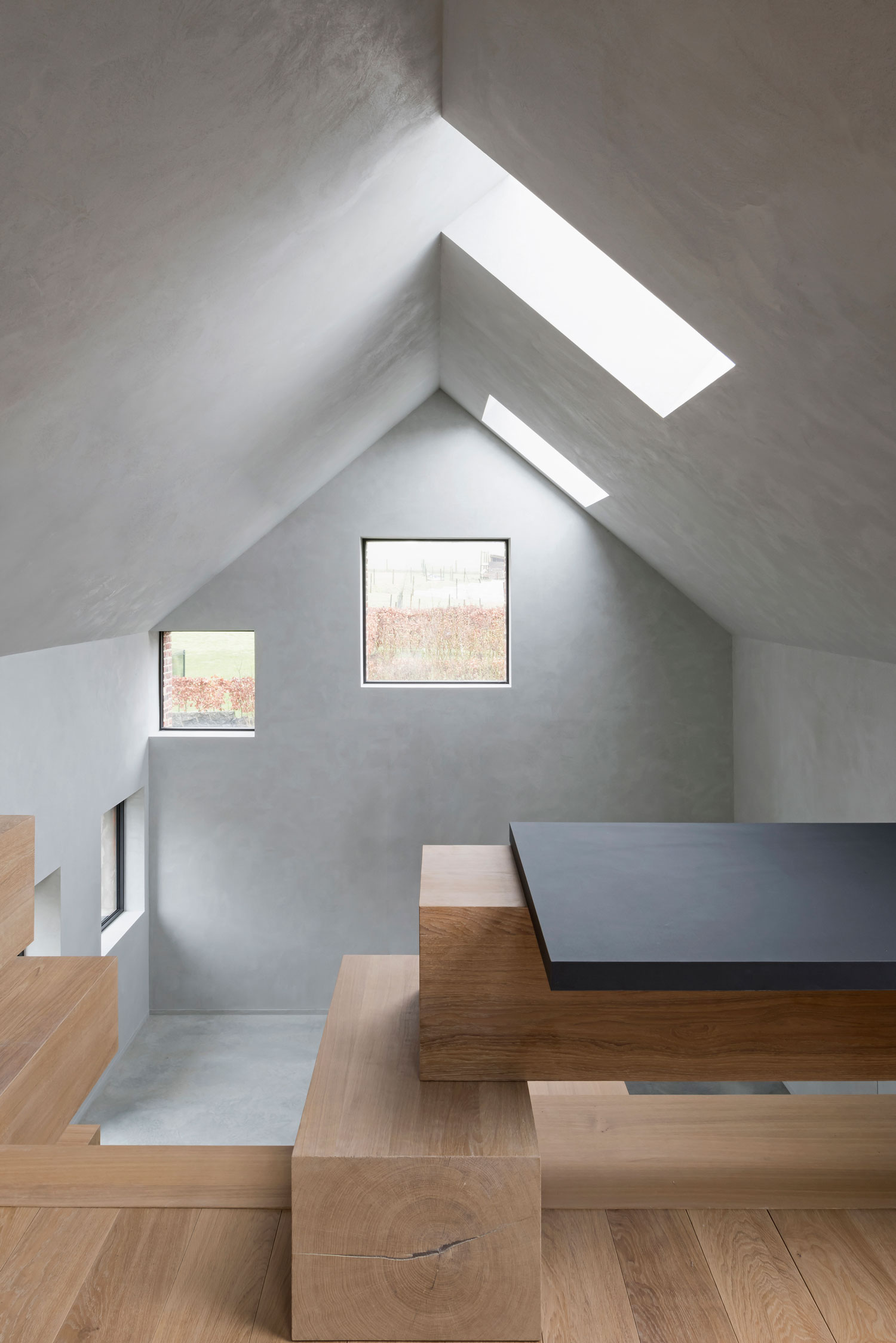 Stable by Studio Farris Architects | Yellowtrace