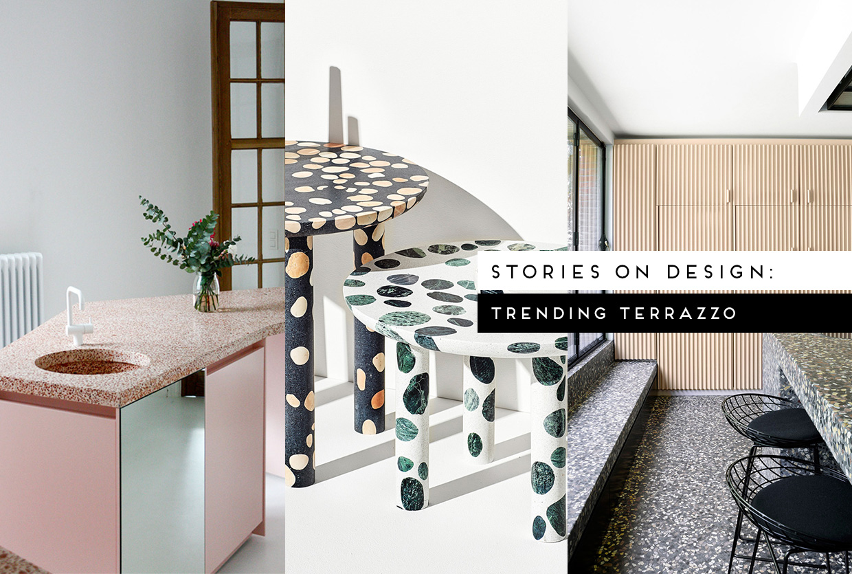#StoriesOnDesignByYellowtrace: Terrazzo Trend Curated by Yellowtrace.