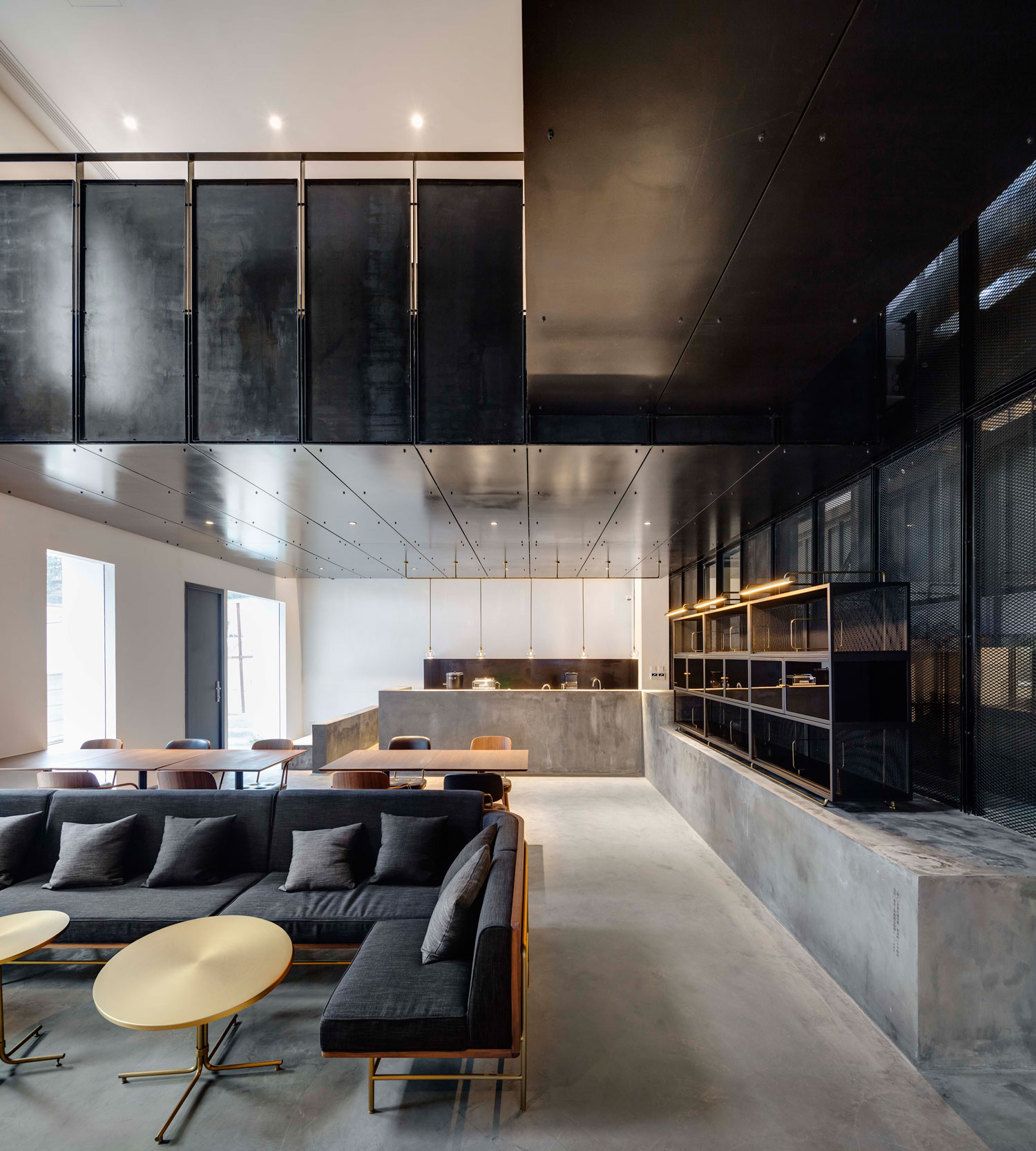 The Garage by Neri Hu Design & Research Office | Yellowtrace