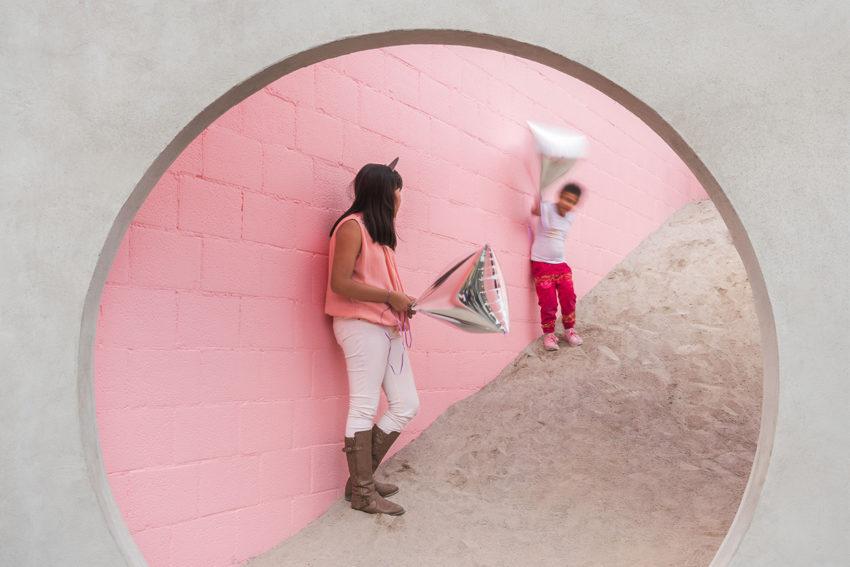 The Room: Mini Urban Garden in Mexico City by Matteo Ghidoni + Enrico Dusi | Yellowtrace