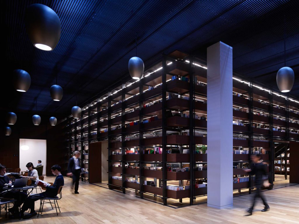 UNIQLO City Tokyo by Allied Works Architecture | Yellowtrace