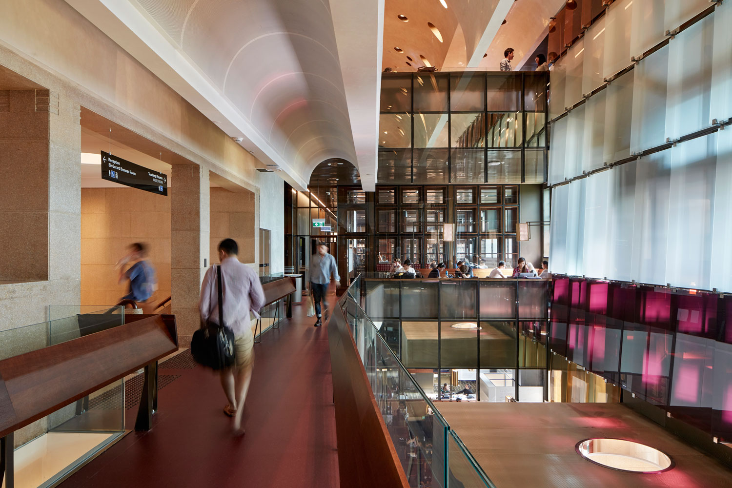 UQ Forgan Smith Building by BVN | Yellowtrace