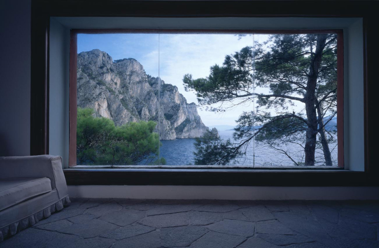 Villa Malaparte by Adalberto Libera | Yellowtrace