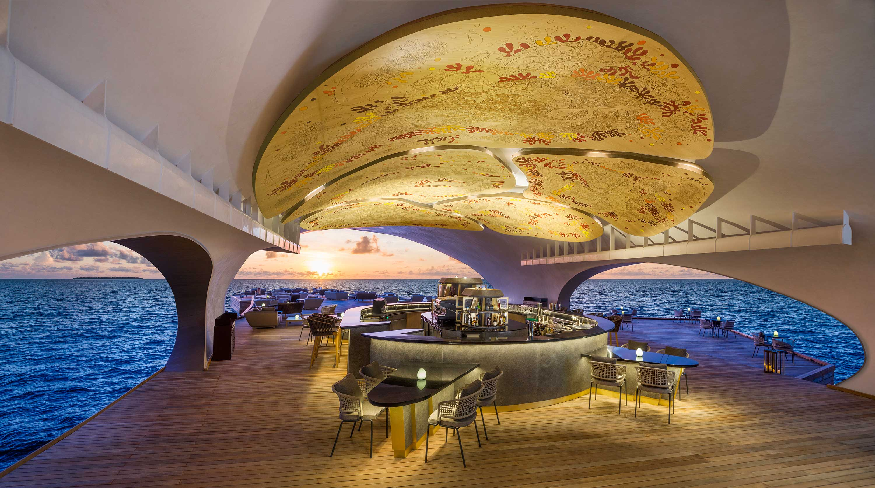 INSIDE World Festival 2017: Warner Wong Design The Whale Bar by WOW Architects | Yellowtrace