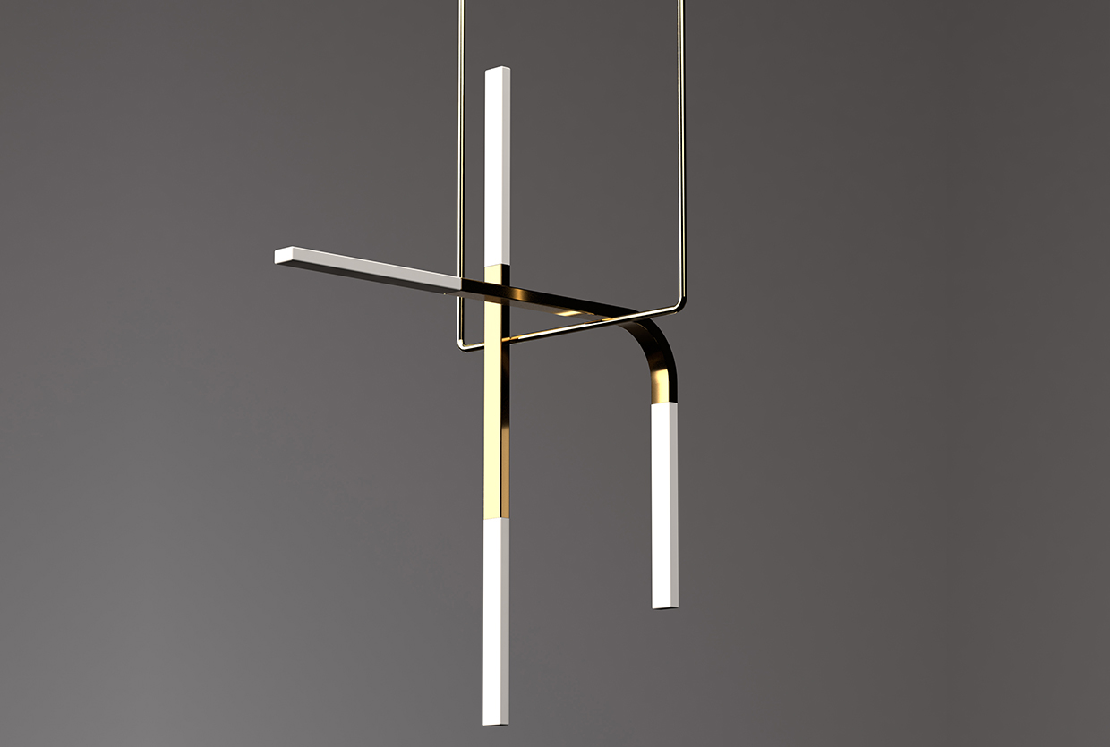 Acrobat Lighting Collection by Porcelain Bear | Yellowtrace