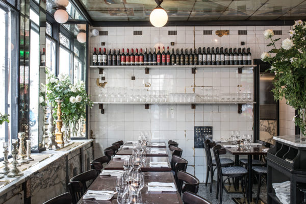 Anahi Restaurant in Paris by Humbert & Poyet | Yellowtrace