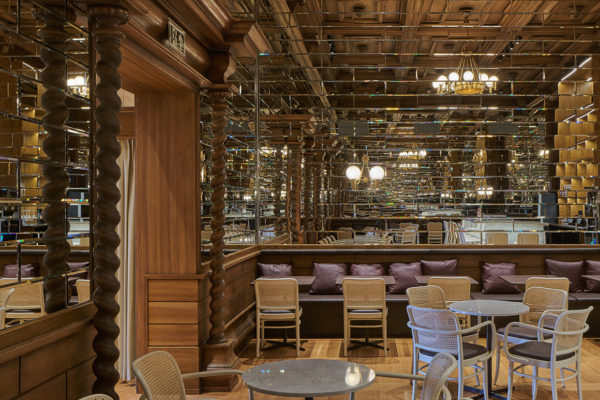 Claesson Koivisto Rune Transform the Former Stock Exchange in Norway into Bergen Børs Hotel | Yellowtrace