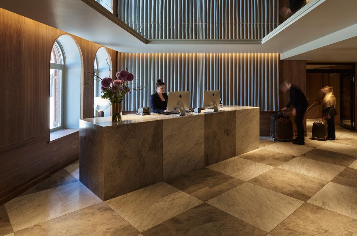 Bergen bors hotel in norway by claesson koivisto rune for Design hotel berge