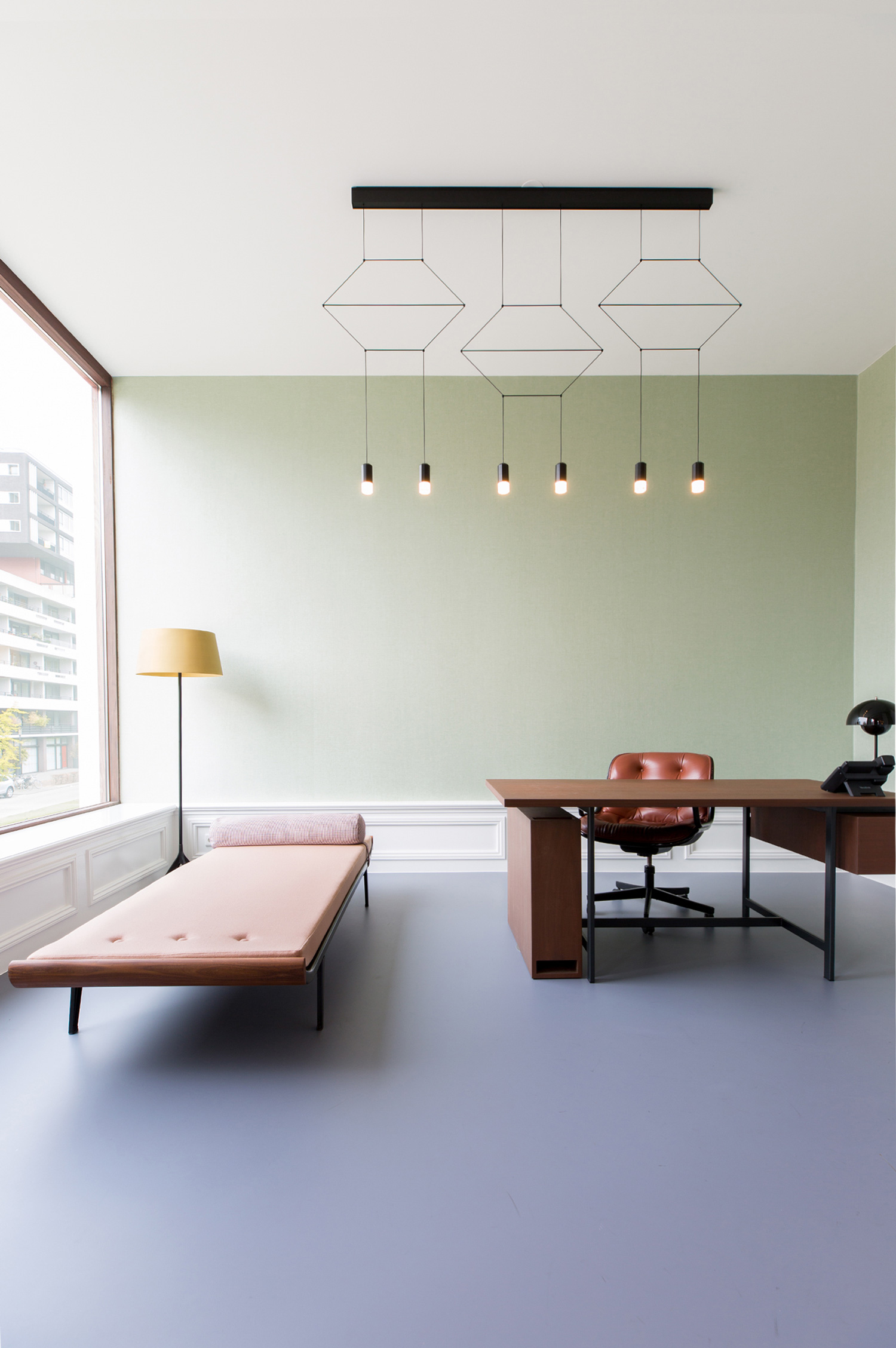 Bon Bridgevest Office By Studio Tomorrow Set In A Renovated Historic Building  In Rotterdam | Yellowtrace