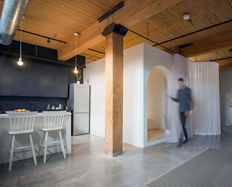 Broadview Loft by Studio AC | Yellowtrace