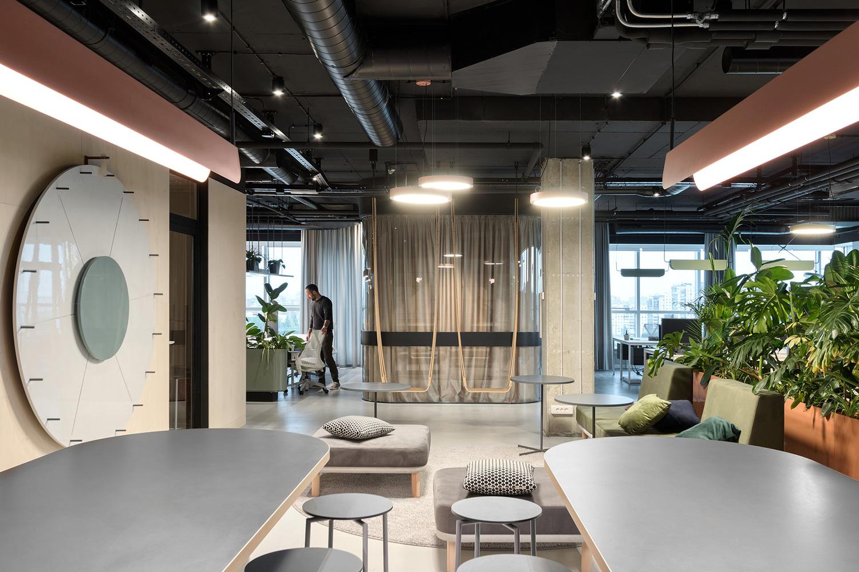 Catena Media Office in Belgrade, Serbia by AUTORI   Yellowtrace