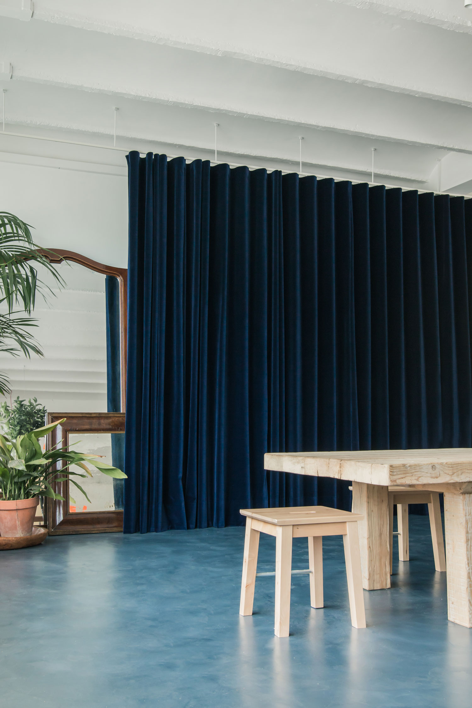 Cirera + Espinet Design Their Own Barcelona Studio | Yellowtrace