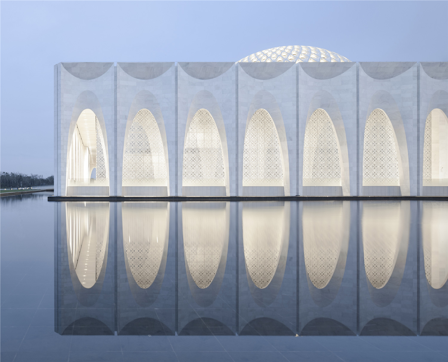 Da Chang Muslim Cultural Center by Architectural Design & Research Institute of SCUT | Yellowtrace
