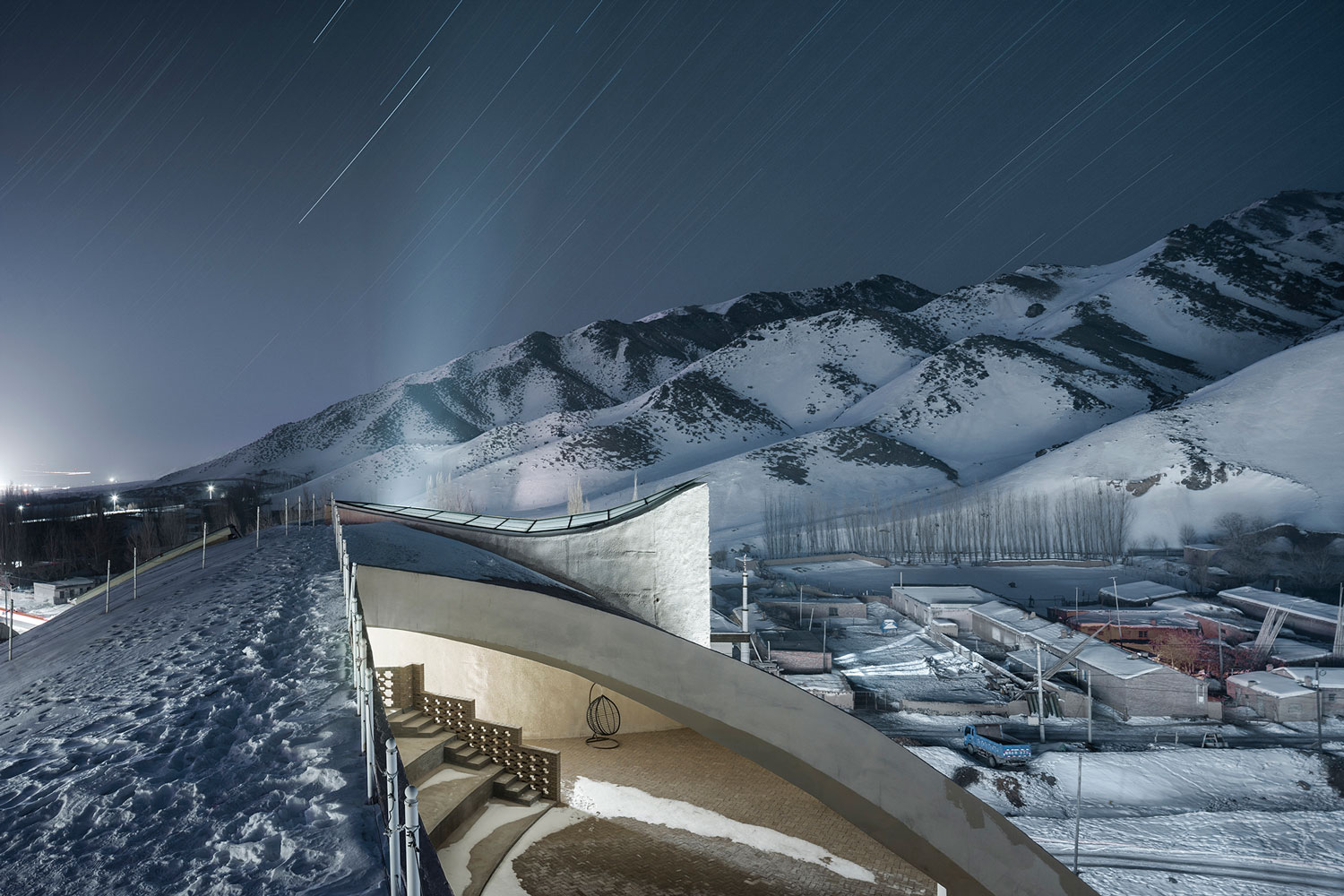 DongZhuang-Building Museum in China's Western Regions by Xinjiang Wind Architectural Design & Research Institute | Yellowtrace