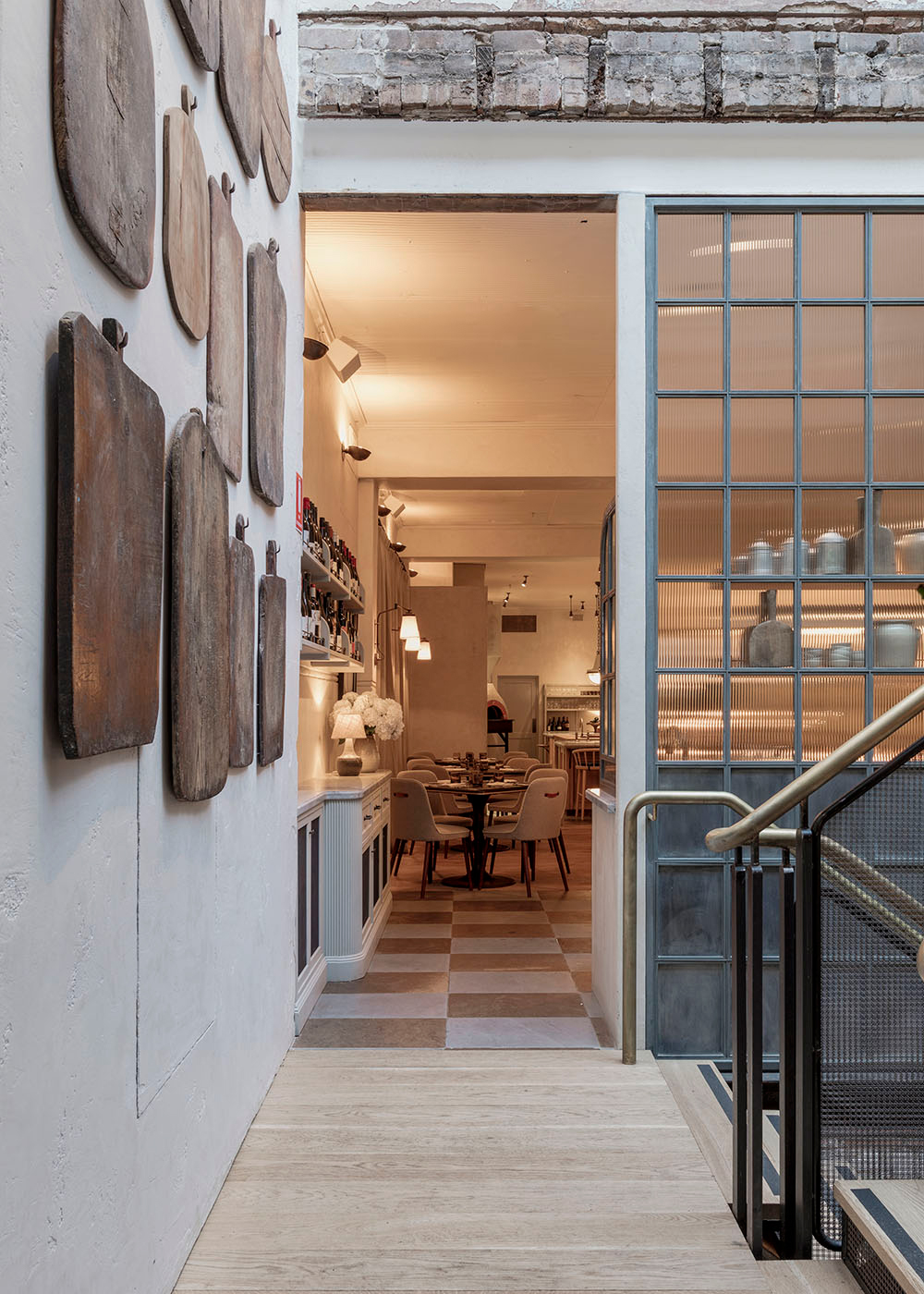 Fred's Restaurant by ACME & CO | Yellowtrace