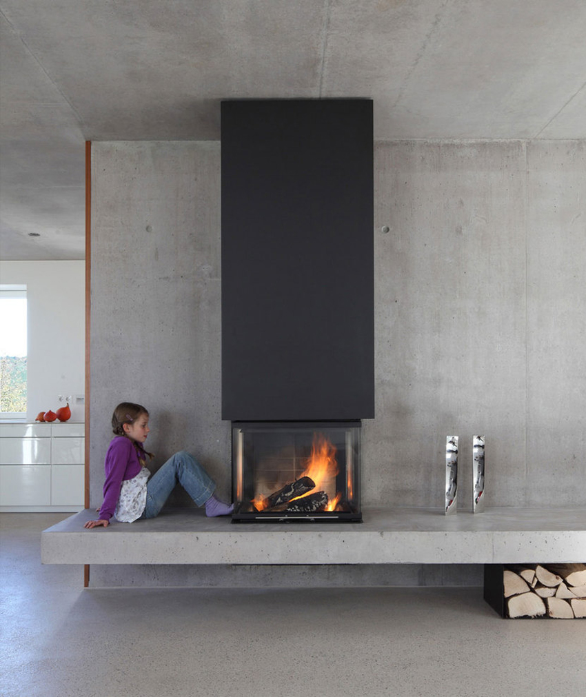 Haus B by Christine Remensperger in Rotenberg, Germany   Yellowtrace