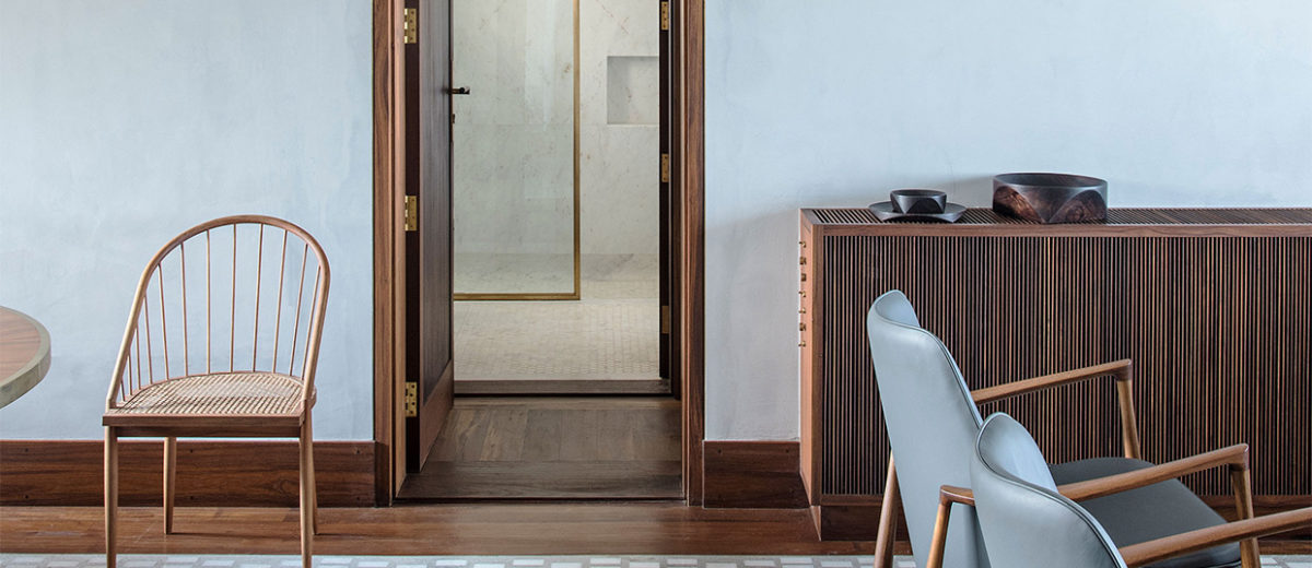 Apartment on Malabar Hill in Mumbai, India by Case Design | Yellowtrace