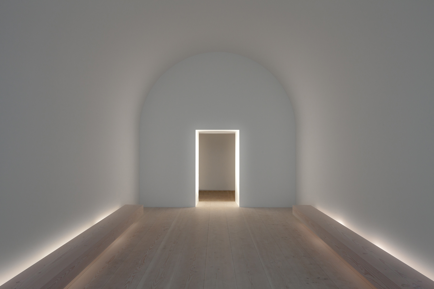 John Pawson - Plain Space by Peter Guthrie | Yellowtrace