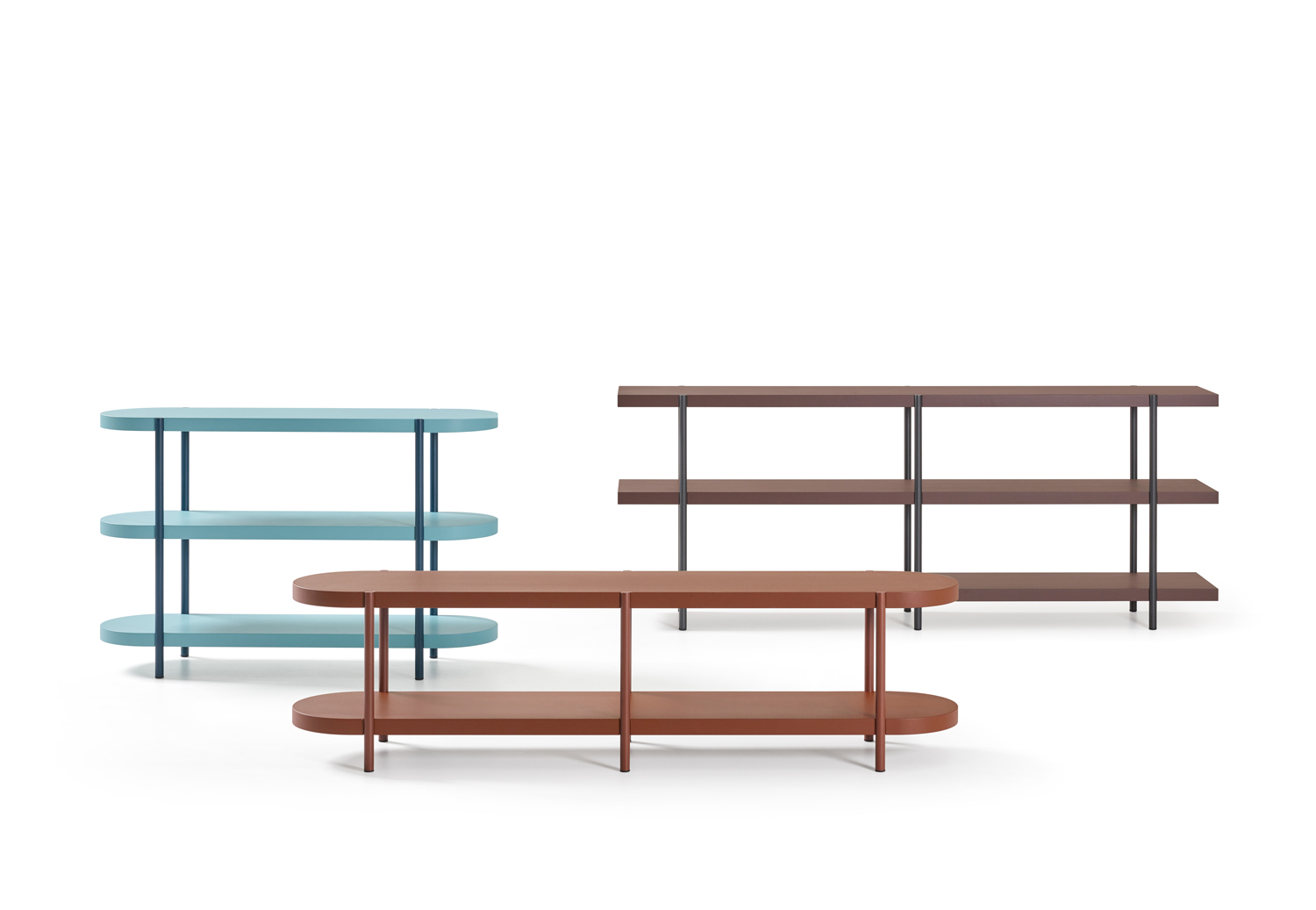 Visit to Artifort in The Netherlands, Palladio Shelves | Yellowtrace