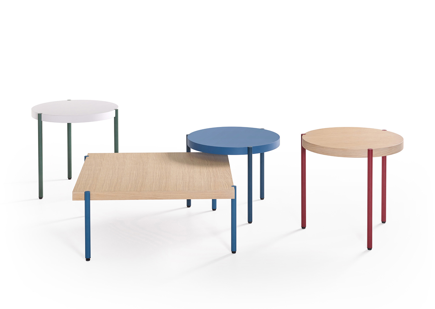 Visit to Artifort in The Netherlands, Palladio Tables | Yellowtrace