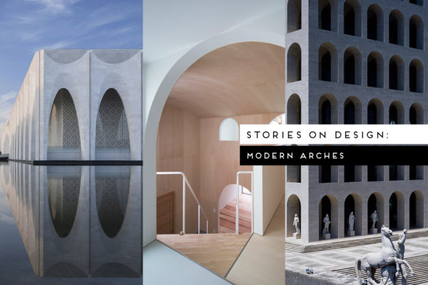 #StoriesOnDesignByYellowtrace: Modern Arches in Architecture, Curated by Yellowtrace