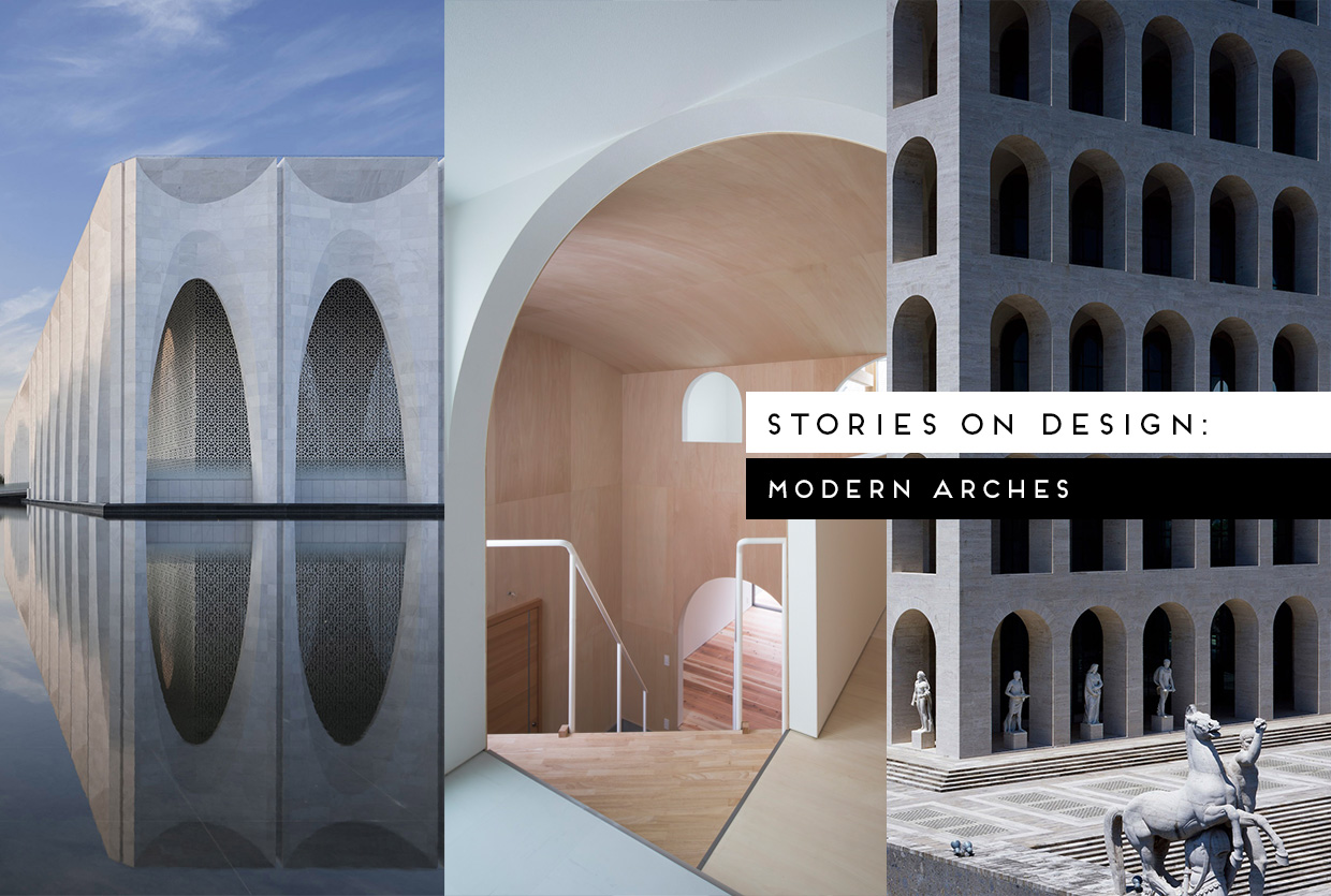Storiesondesignbyyellowtrace modern arches in architecture curated by yellowtrace