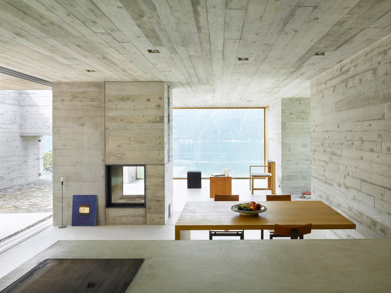 New Concrete House by Wespi de Meuron   Yellowtrace