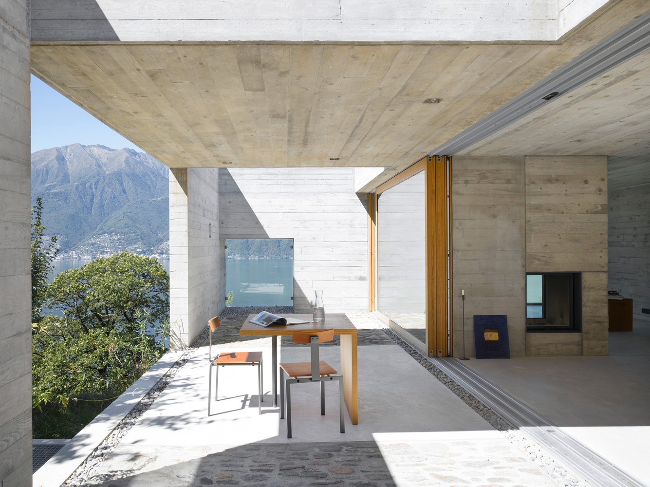 New Concrete House by Wespi de Meuron | Yellowtrace