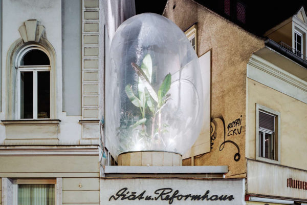 Oasis No. 8: Waste Heat Installation in Graz, Austria by Markus Jeschaunig | Yellowtrace