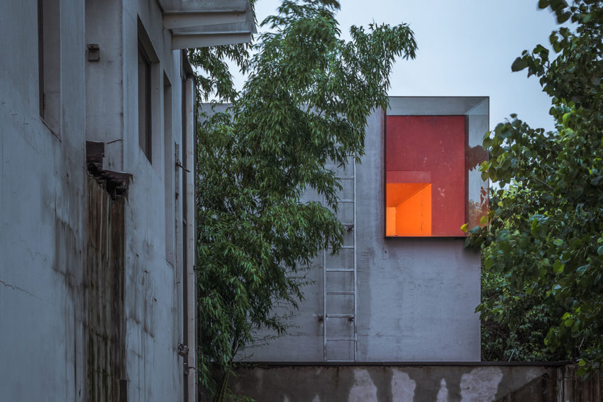 Plain House in Shanghai, China by Wutopia Lab | Yellowtrace