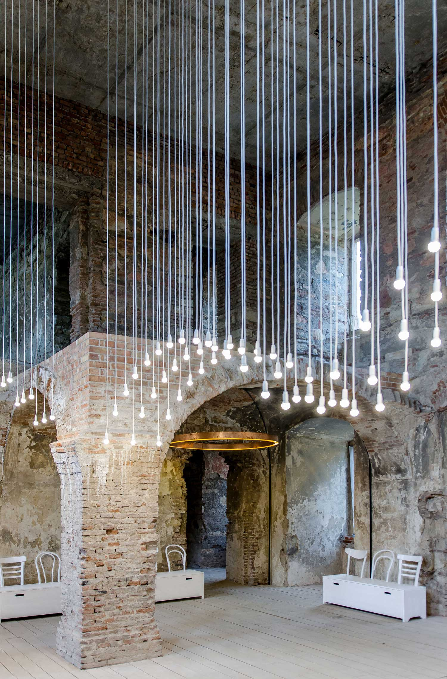Storiesondesignbyyellowtrace modern arches in architecture interiors for Lighting architectural interiors