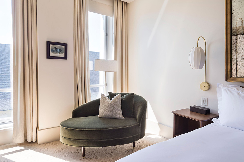 The Dewberry Hotel in Charleston, South Carolina by Workstead | Yellowtrace