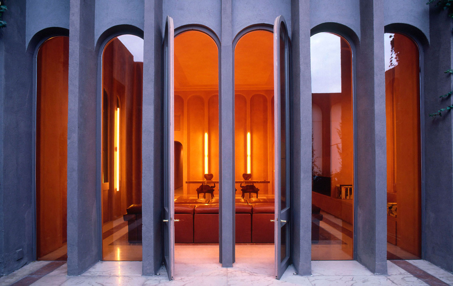 The Factory by Ricardo Bofill | Yellowtrace