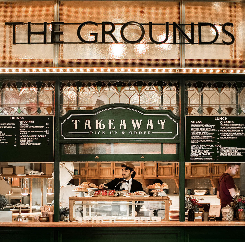The Grounds City by ACME & CO | Yellowtrace