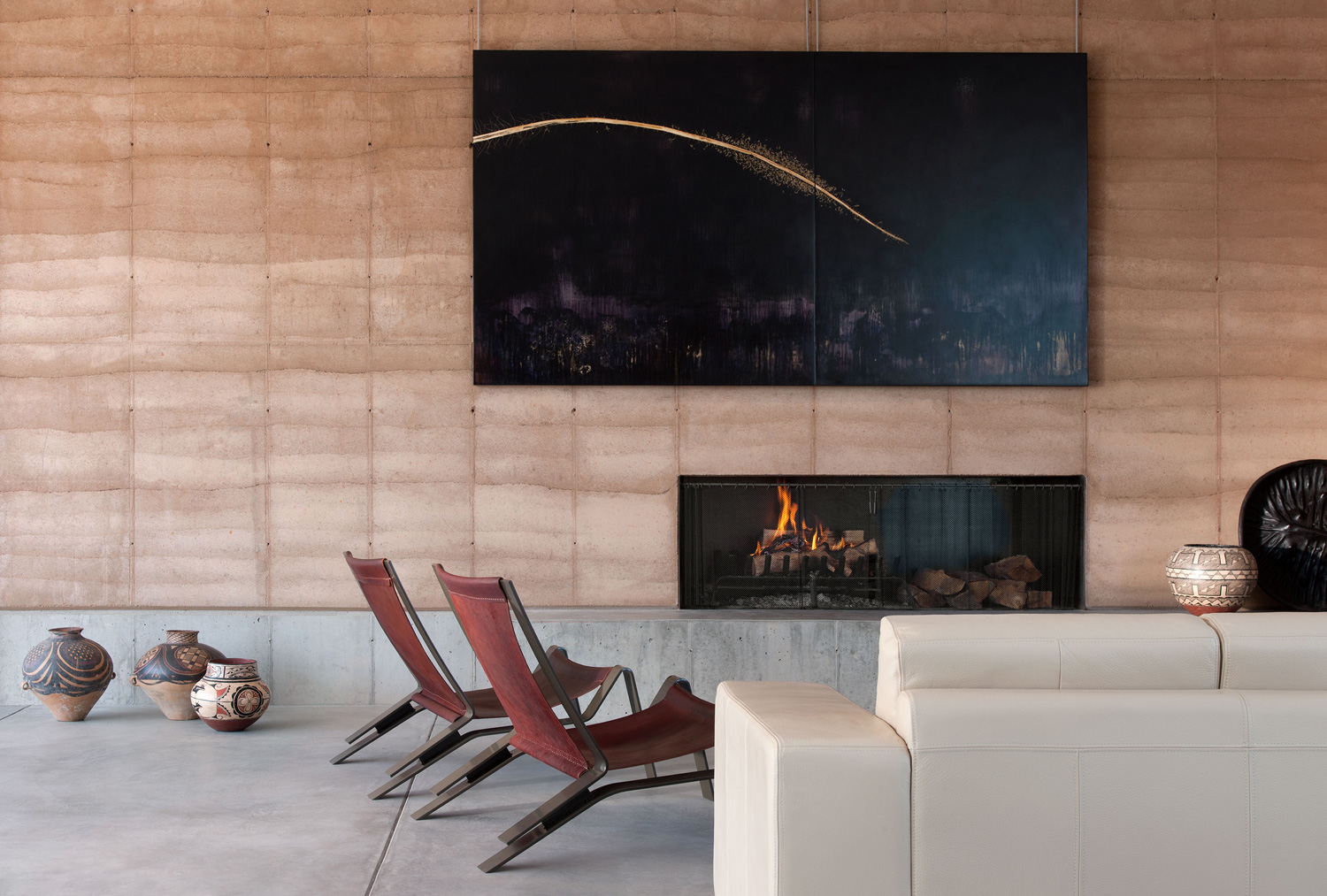 Tucson Mountain Retreat by DUST   Yellowtrace