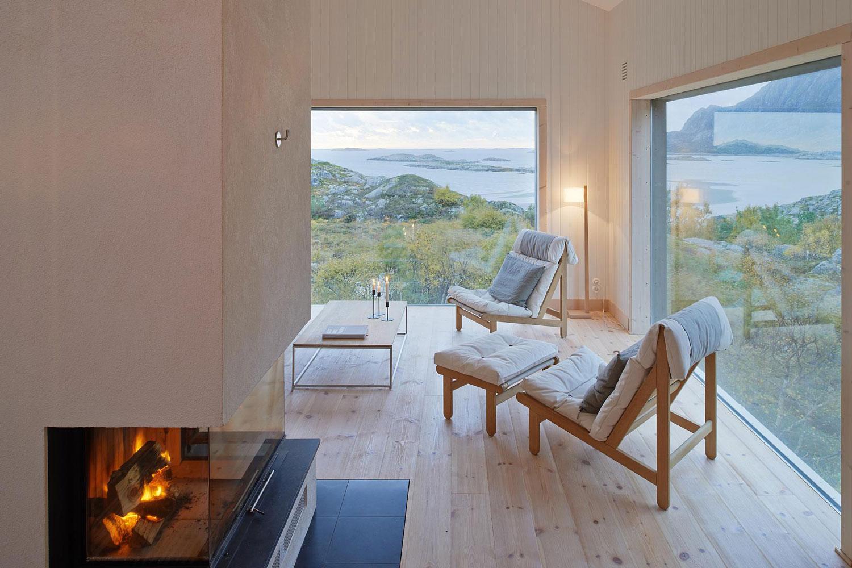 Vega Cottage in Norway by Kolman Boye Architects   Yellowtrace