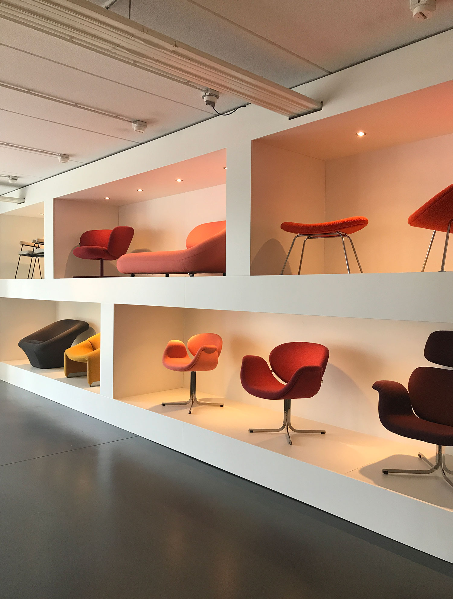 Art of Design: Visit to Artifort in The Netherlands | Yellowtrace