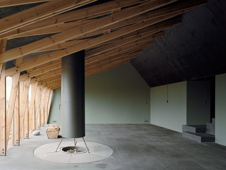 Werkhaus Schütze in Gerswalde, Germany by Thomas Kröger Architekt   Yellowtrace