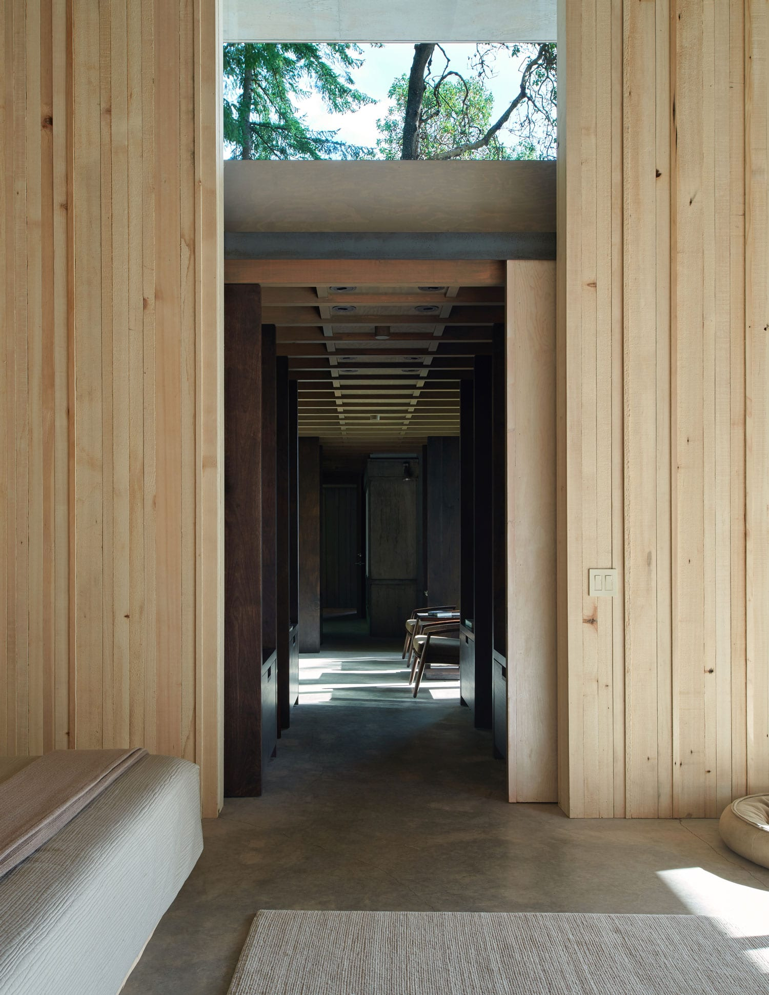 Architect's Cabin at Longbranch by Olson Kundig | Yellowtrace