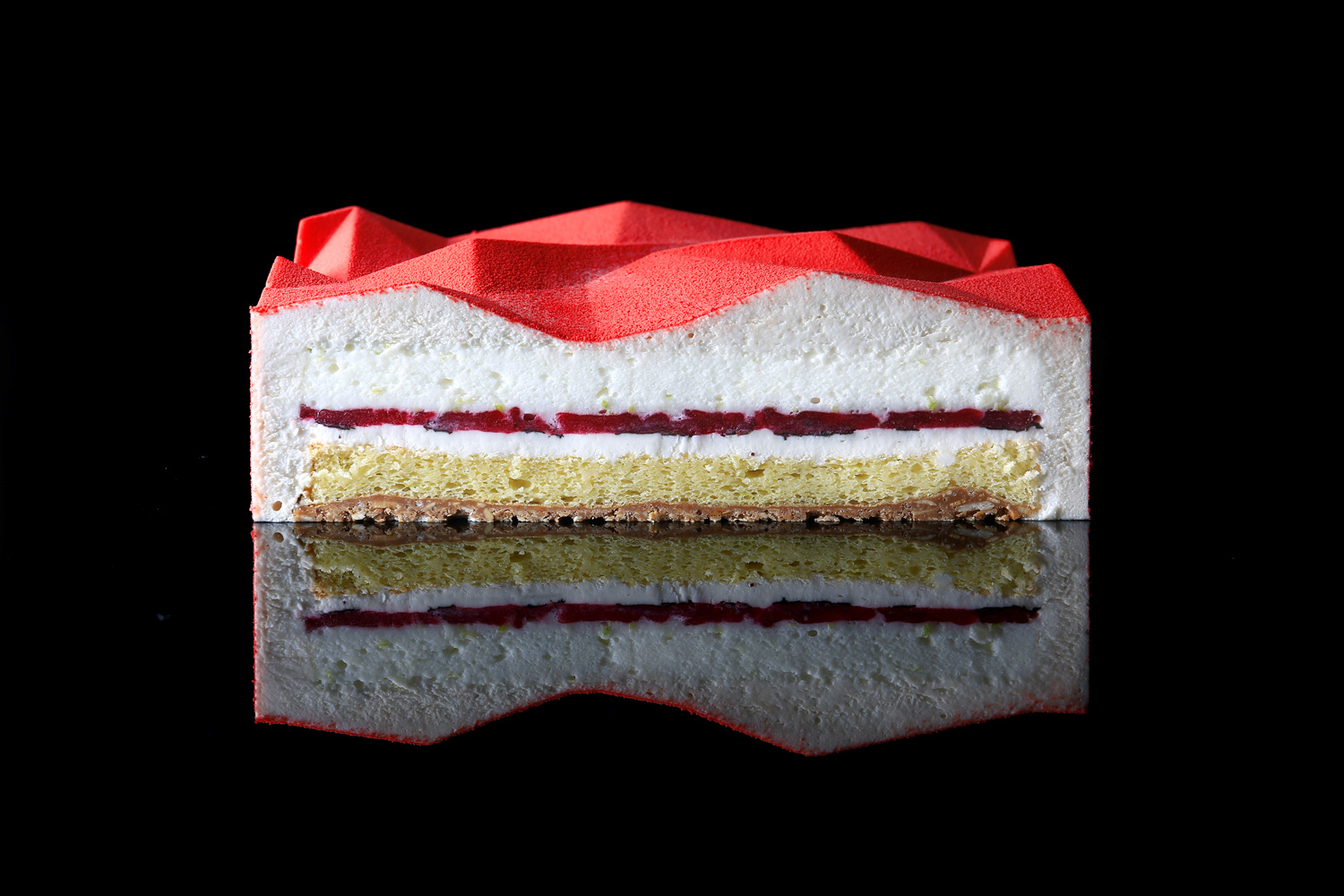 Architectural Cakes by Dinara Kasko   Yellowtrace