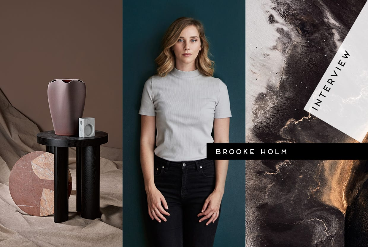 Brooke Holm Interview | Yellowtrace