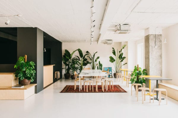 CLOUD Coworking Office in Barcelona, Spain by MESURA | Yellowtrace