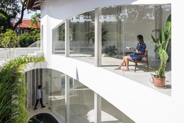 D House in Vietnam by KIENTRUC O | Yellowtrace