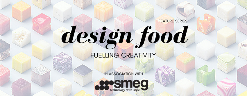Design Food: Fuelling Creativity, Yellowtrace with Smeg