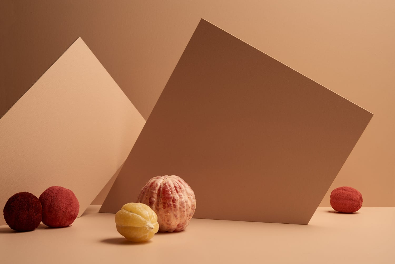 Fruits Du Mal Powder by Gustav Almestal for The Gourmand | Yellowtrace