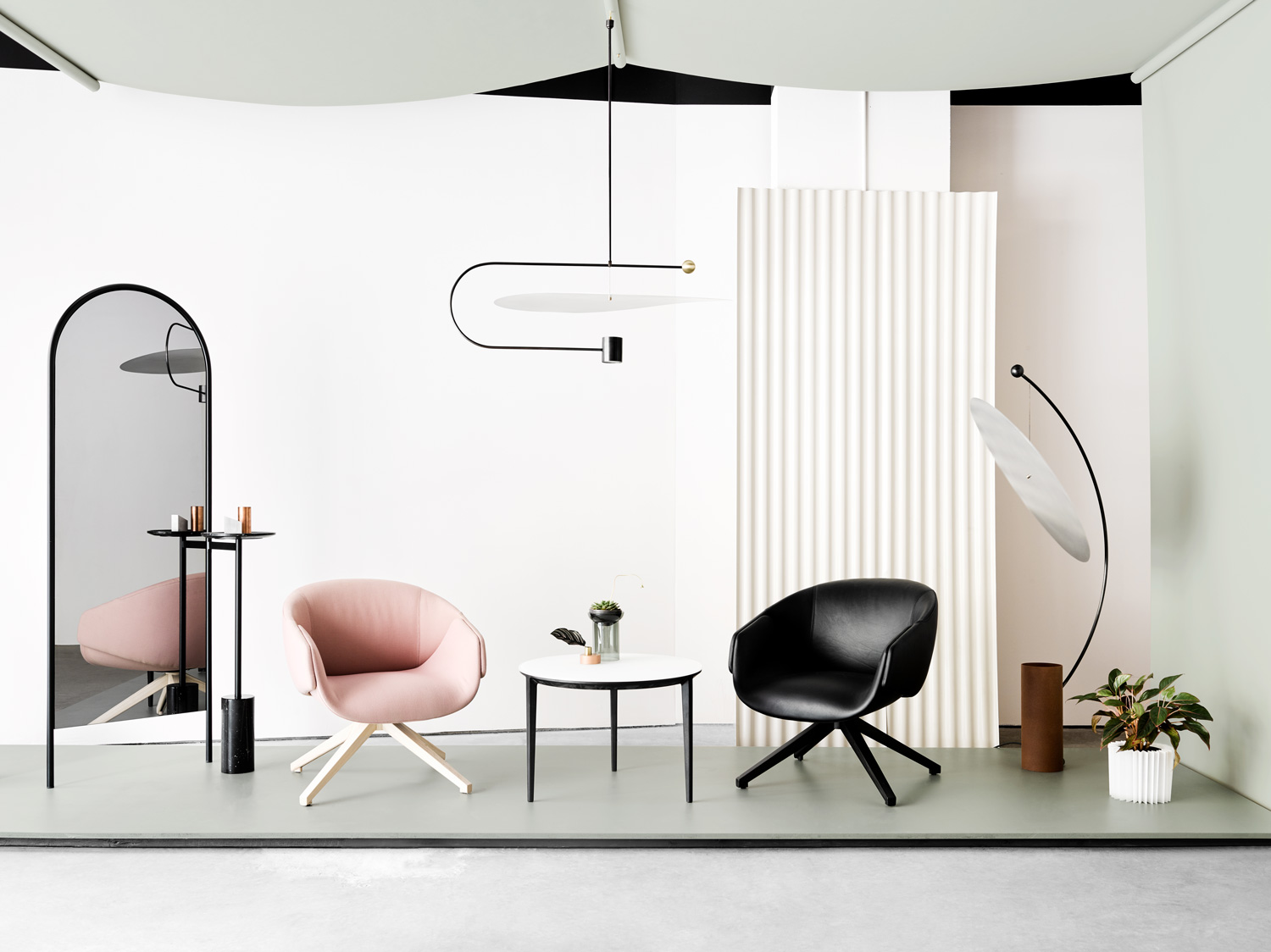 Ladies and Gentlemen Studio photographed by Brooke Holm   Yellowtrace