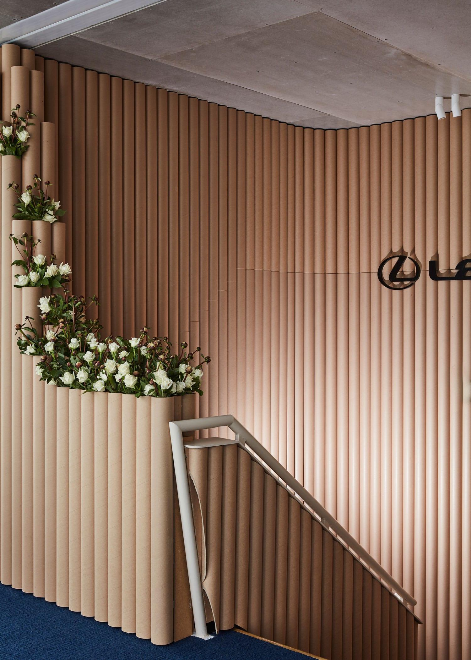 Lexus Design Pavilion 2016 by Emilie Delalande of Studio Etic   Yellowtrace