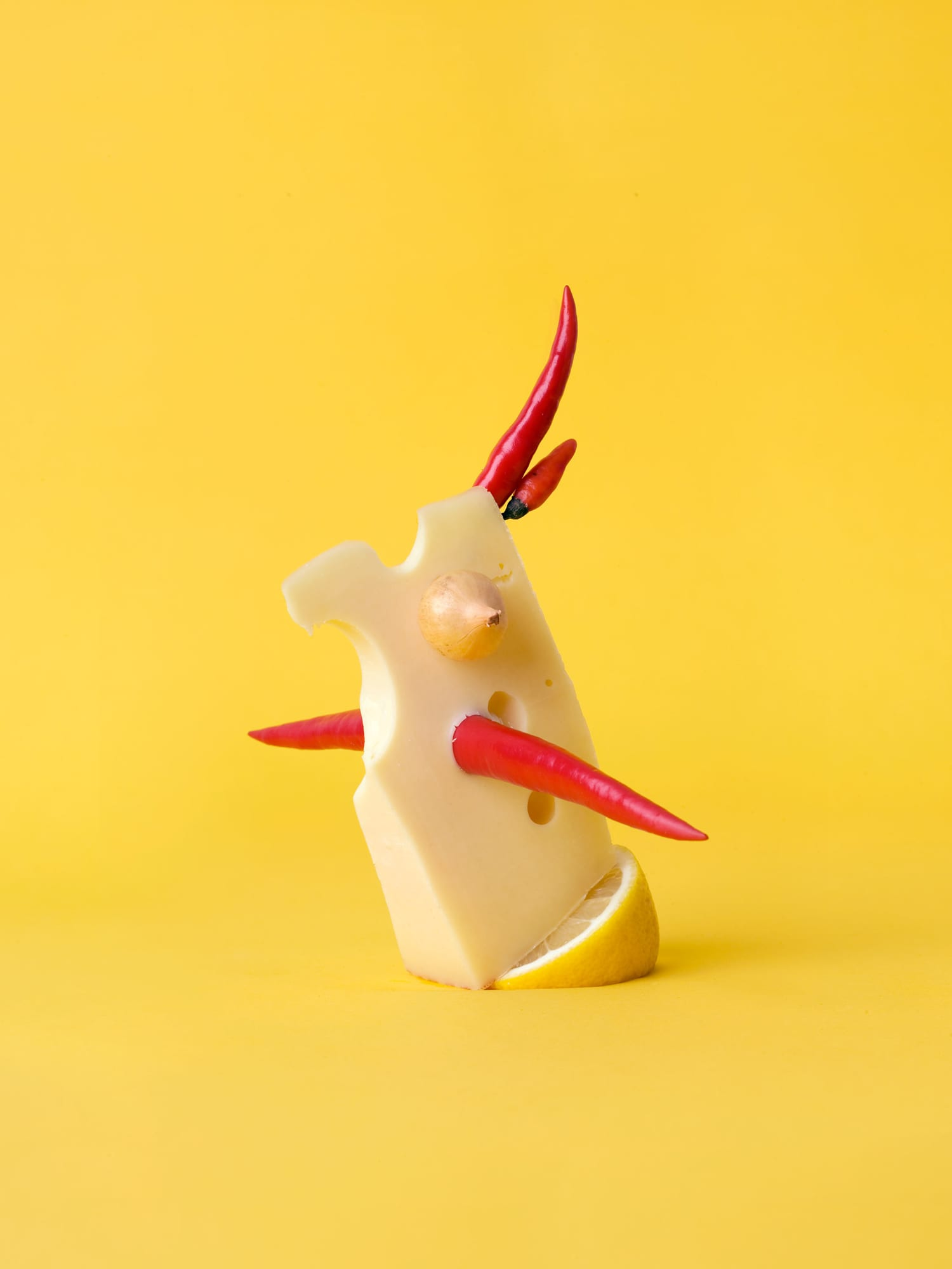 Macho Tony by Carl Kleiner | Yellowtrace