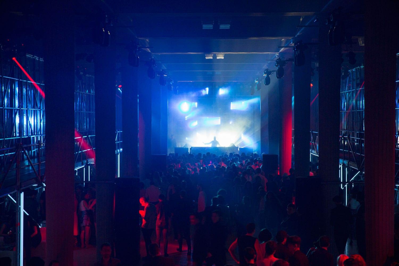 Miu Miu Paris Pop-Up Club by AMO   Yellowtrace