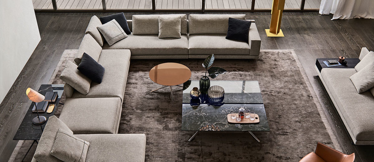 New Mondrian Sofa by Jean-Marie Massuad Joins the Poliform Collection   Yellowtrace